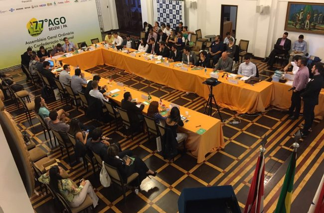 Hotel Da Vinci sedia reunião nacional de jovens empreendedores
